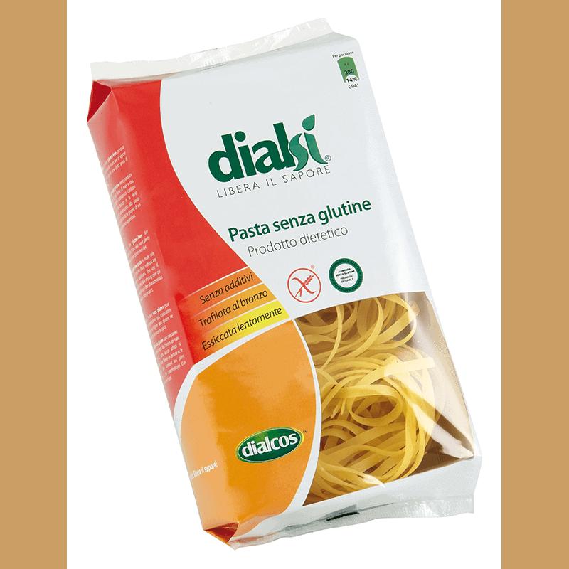 dialsí tagliatelle gluténmentes tészta