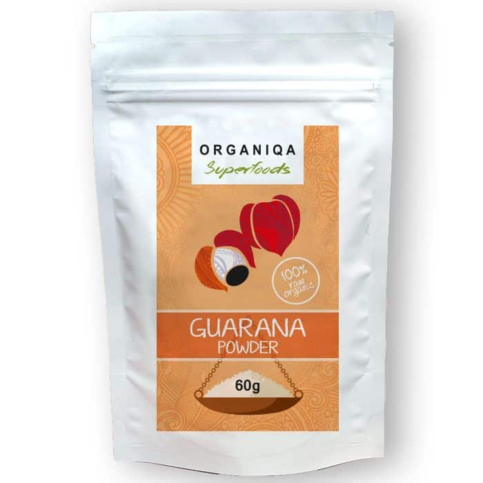 organicqa guarana por