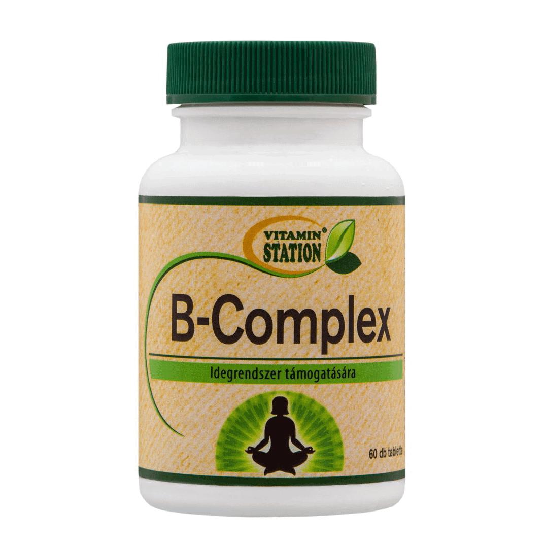 B-complex vitamin station