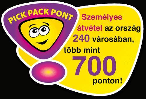 Pick pack logo