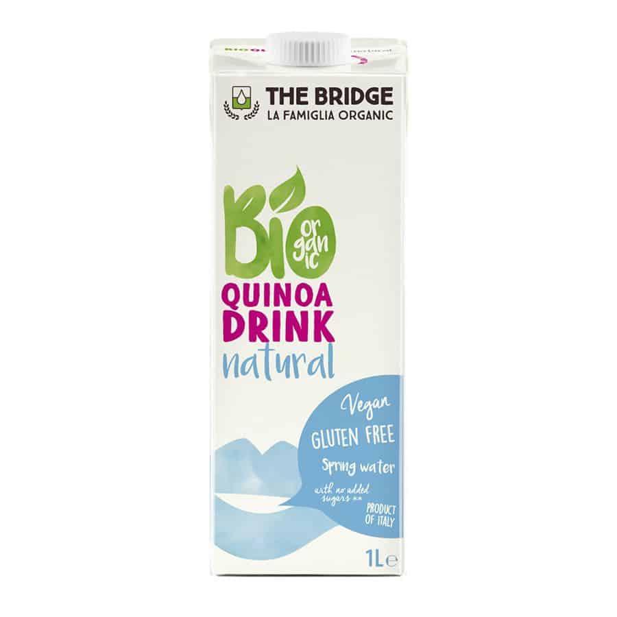 quinoa rizs ital