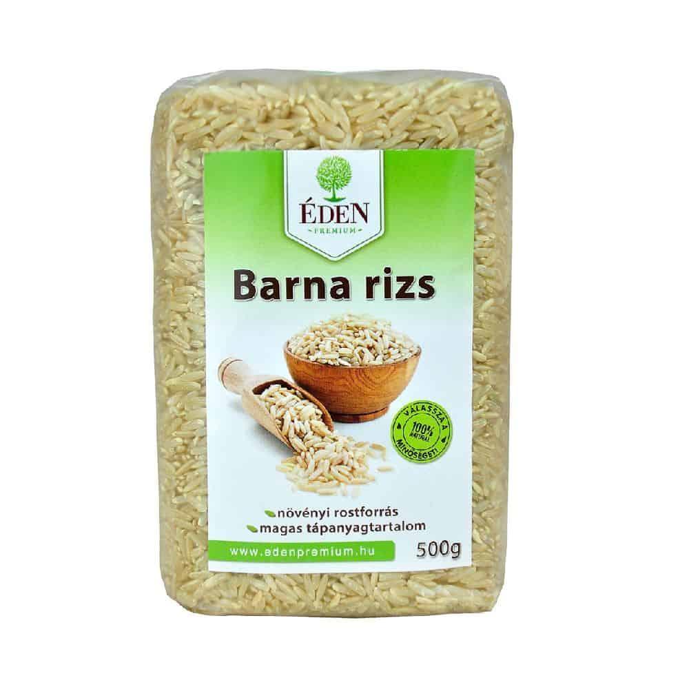 Éden Prémium barna rizs 500g