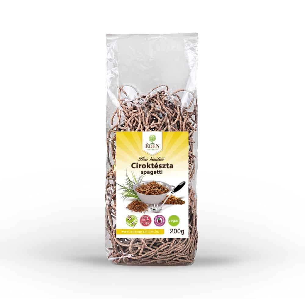 Éden Prémium Ciroktészta spagetti 200g