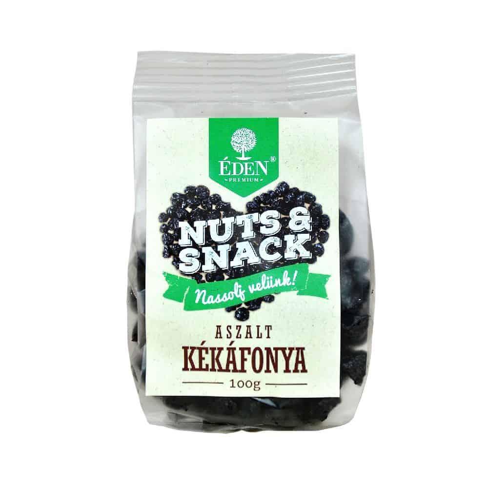Nuts & Snack Aszalt Kékáfonya 100g