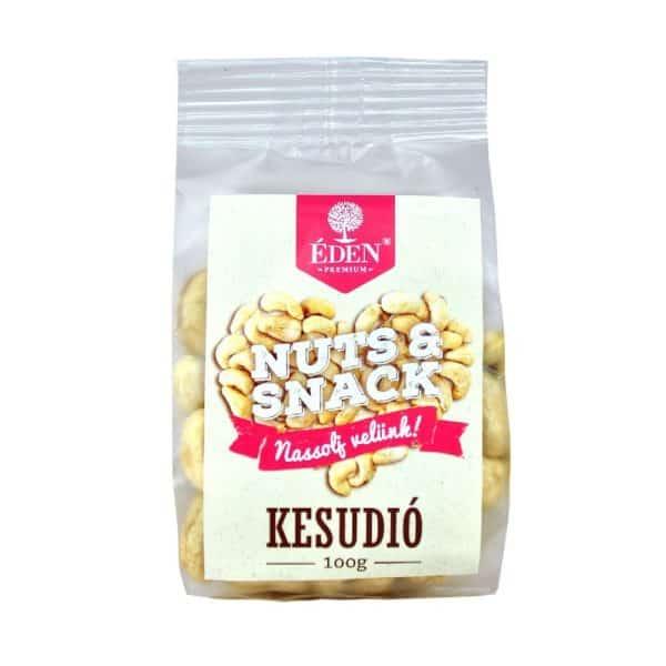 Nuts&Snack Kesudió 100g