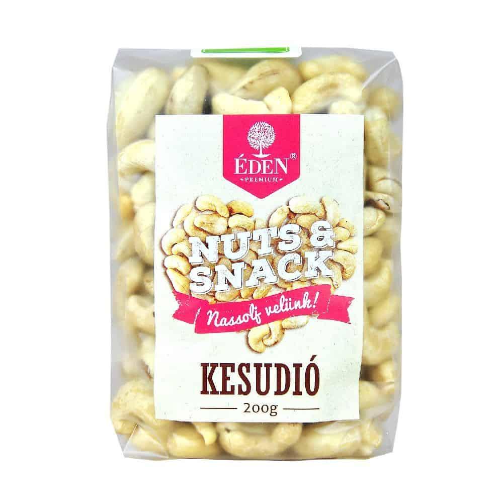 Nuts&Snack Kesudió 200g