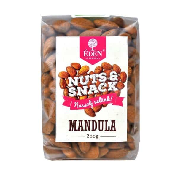 Nuts&Snack Mandula 200g