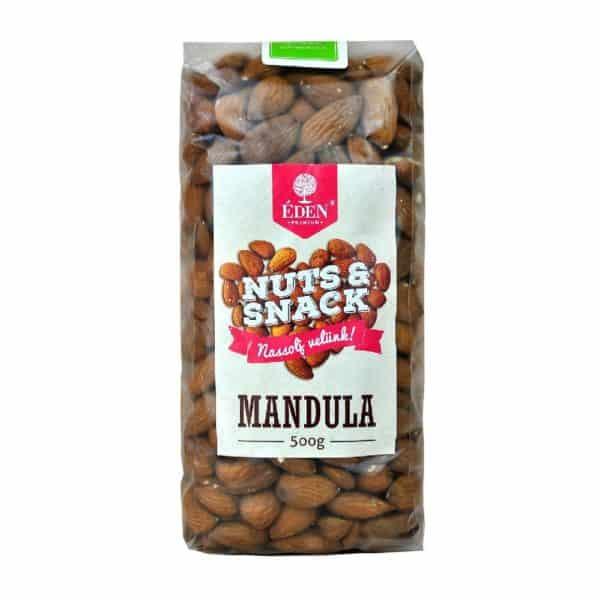 Nuts&Snack Mandula 500g