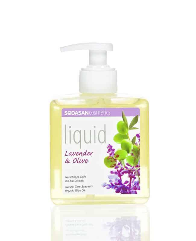 bio folyékony szappan levendula