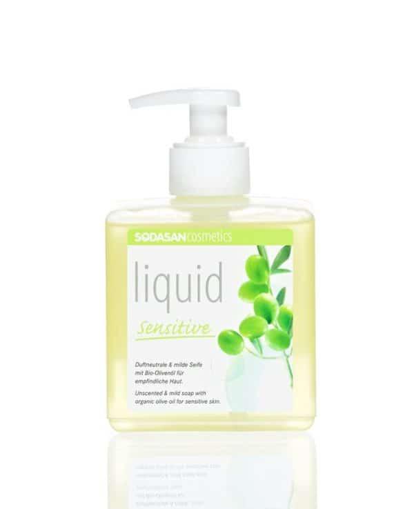bio folyékony szappan sensitive