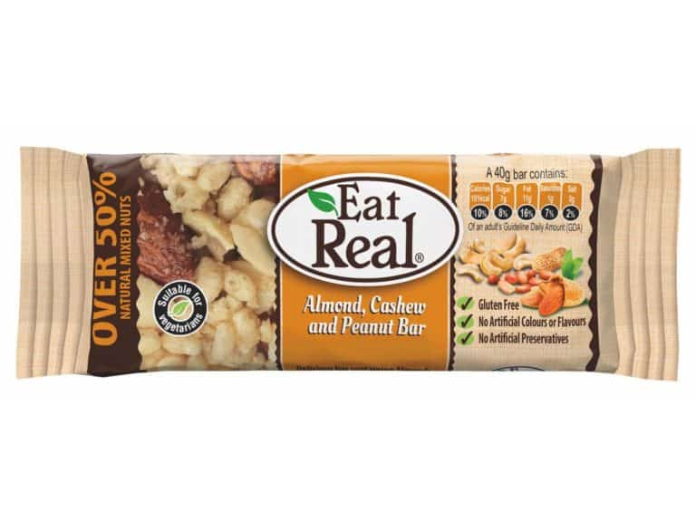 Eat Real Mandulás Müzliszelet 40g