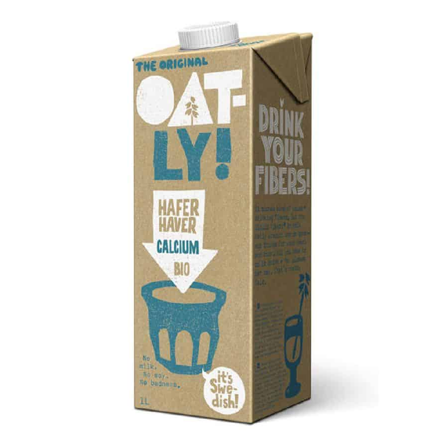 Oatly Bio Zabital Kalciummal 1000ml