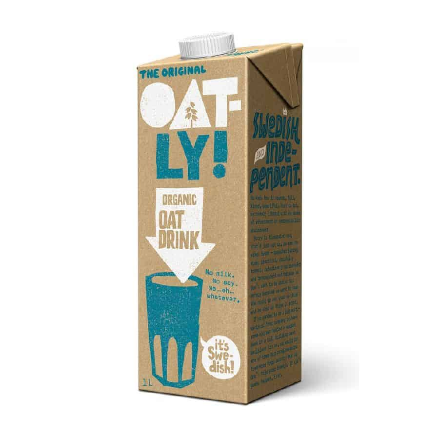 Oatly Bio Zabital 1000ml