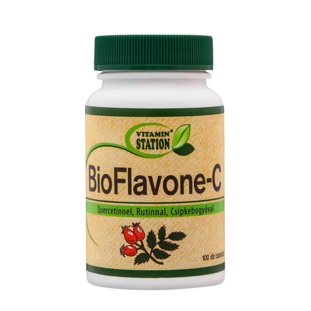 BioFlavone-C Vitamin Station 100db