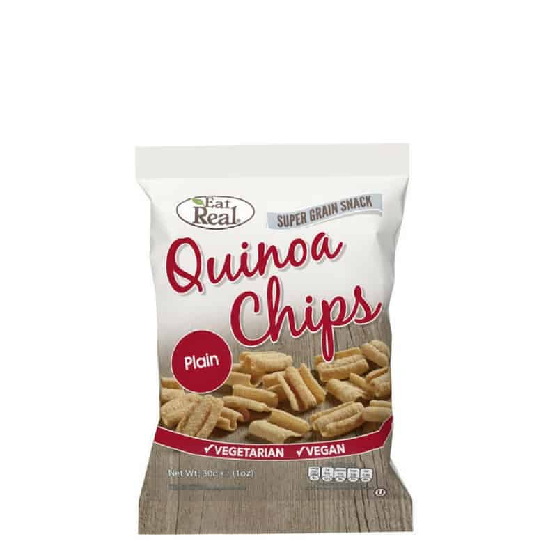 Eat Real quinoa chips natur 30g