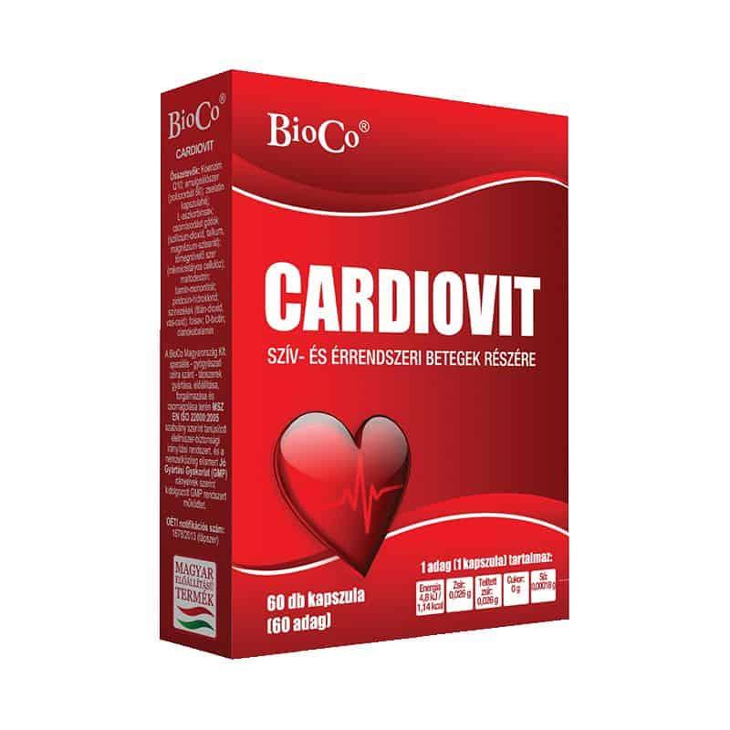 BioCo Cardiovit 60db