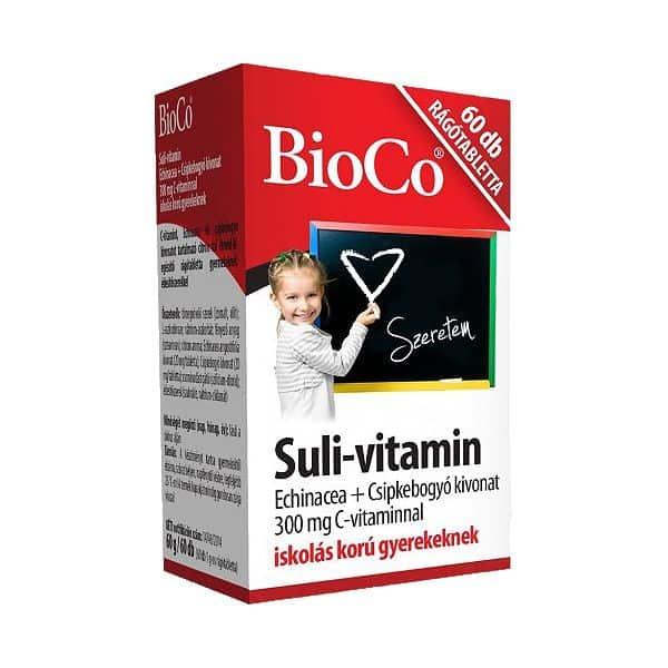 BioCo Suli Vitamin 60db
