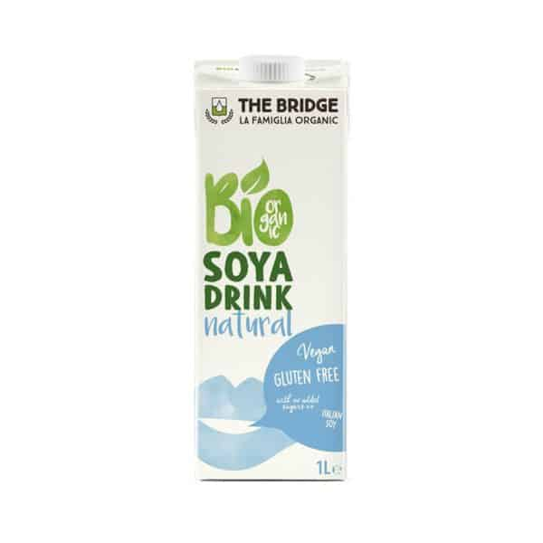 The Bridge Bio Szójaital Natúr