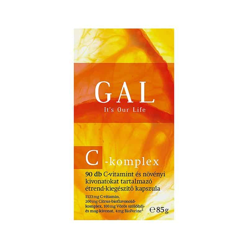 Gal C-komplex 1333mg 90db