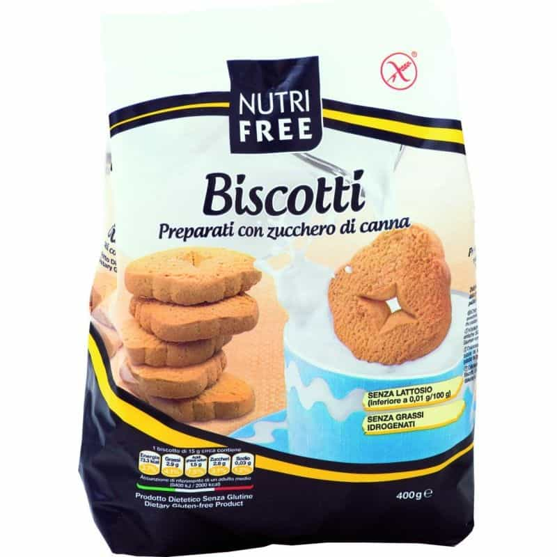 Nutri Free Keksz Biscotti