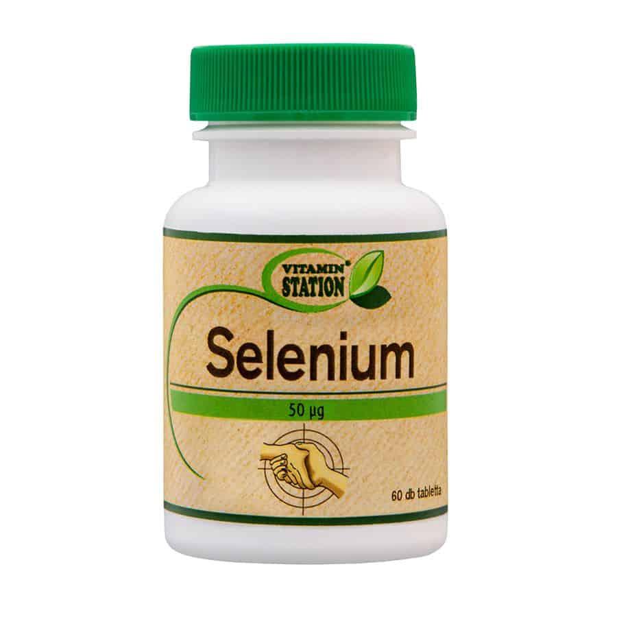 Vitamin Station Szelén
