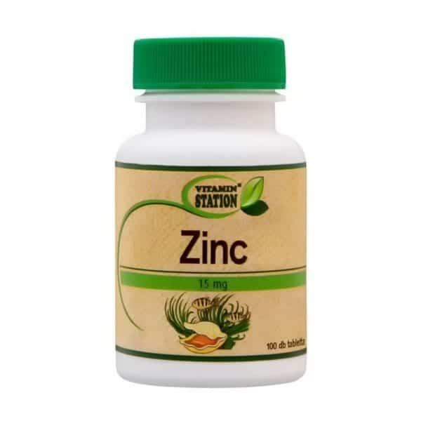 Vitamin Station Cink 100db