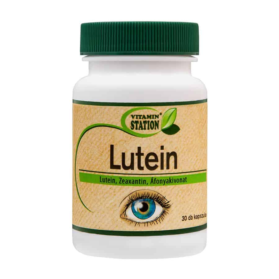 Vitamin Station Lutein 30db