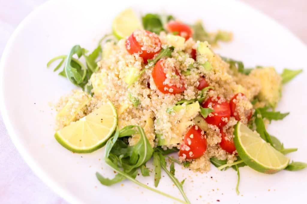quinoa-ételkép