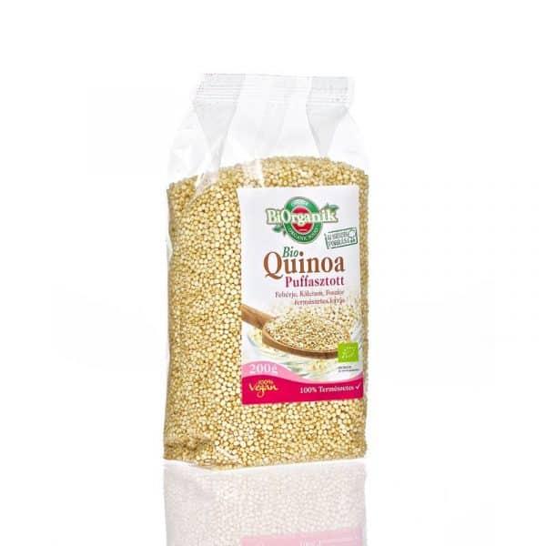 BiOrganik Bio Puffasztott Quinoa 200g