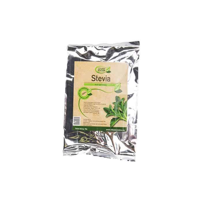 Vitamin Station Stevia Levél 50g