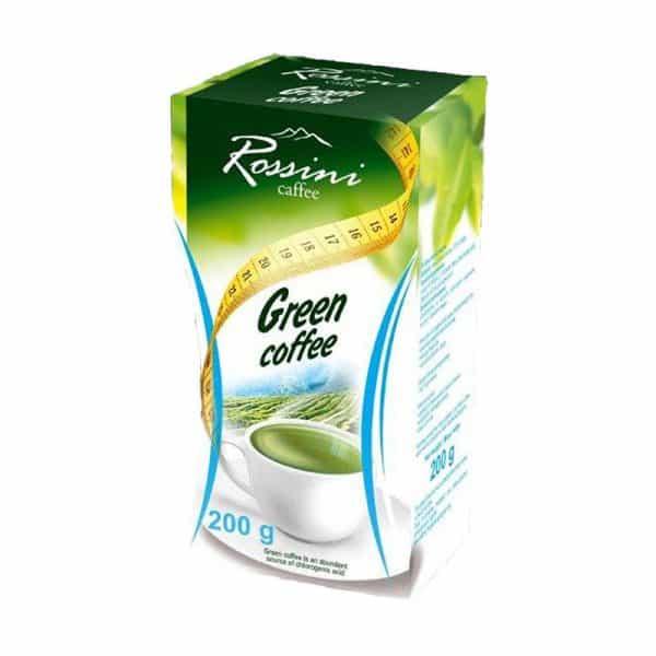 Rossini őrölt zöld kávé 200g