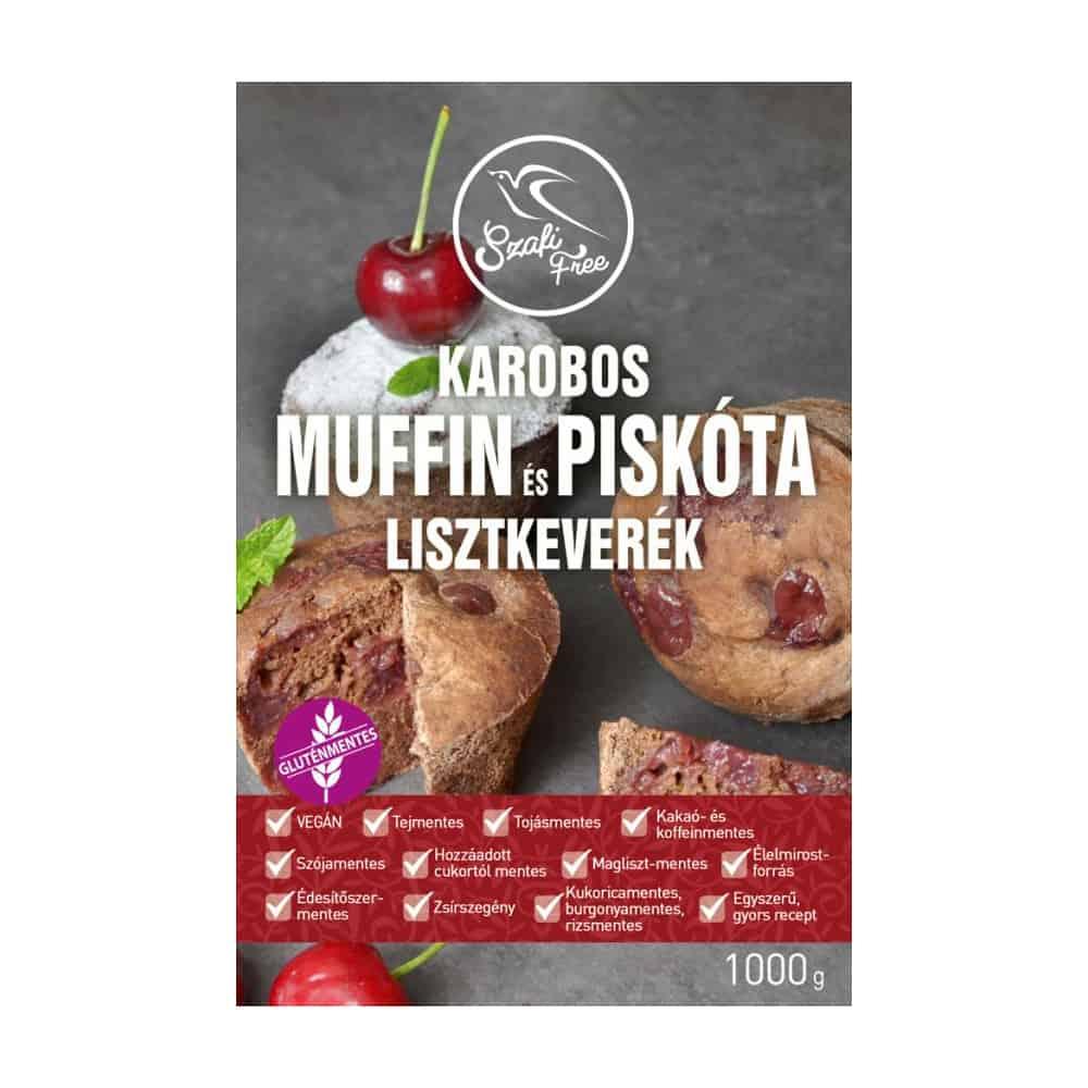 Szafi Free Muffin és Piskóta Lisztkeverék 1000g