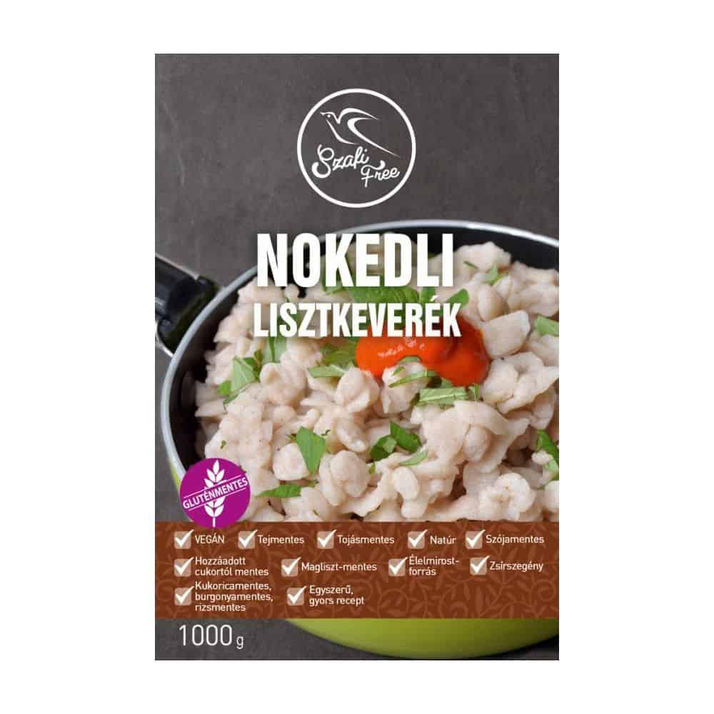 Szafi Free Nokedli Lisztkeverék 1000g