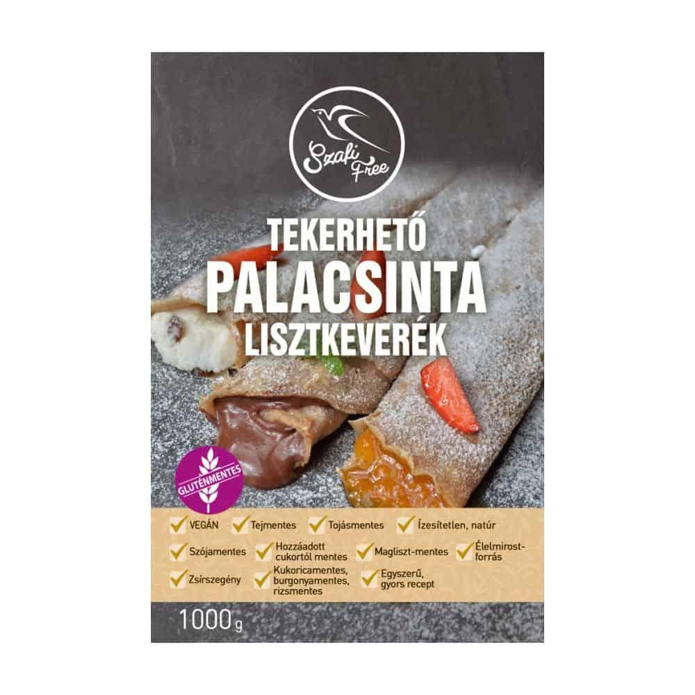 Szafi Free Palacsinta Lisztkeverék