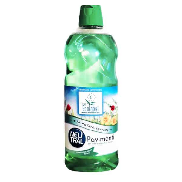 Neutral Green általános tisztító és felmosószer 1000ml