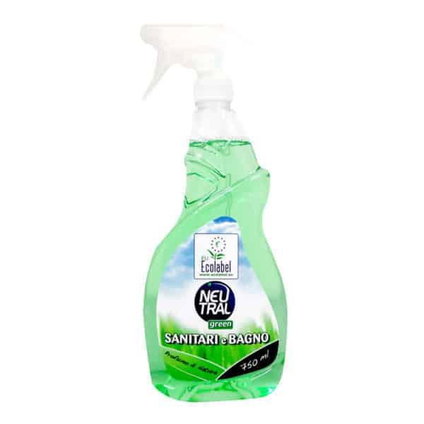 Neutral Green szaniter tisztítószer 750ml