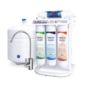 purepro ers105 ro víztisztító fordított ozmózis víztisztító
