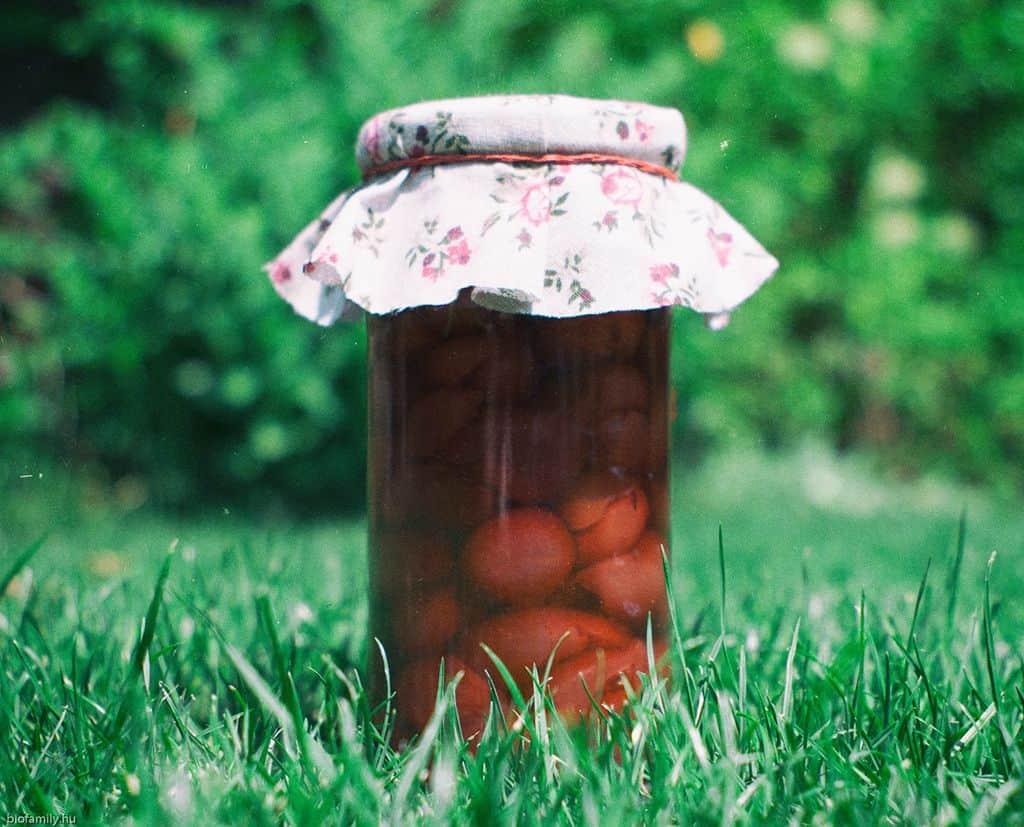 cseresznye befőtt BioFamily