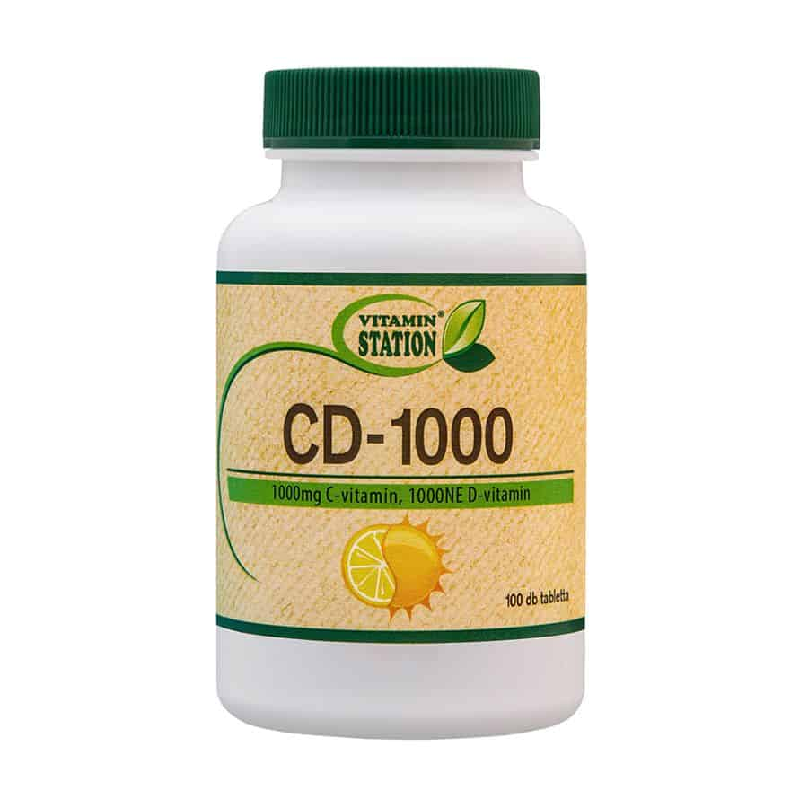 vitamin station cd-1000