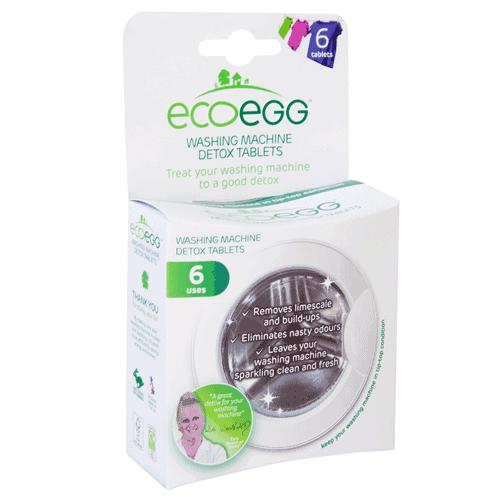 Ecoegg mosógéptisztító tabletta 6db Ecoegg Detox