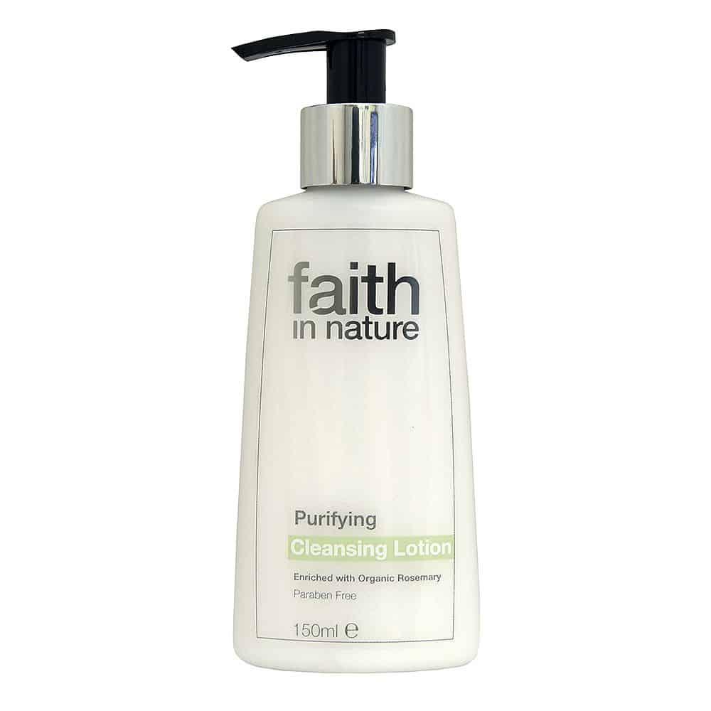 Faith in nature arctisztító tej 150ml