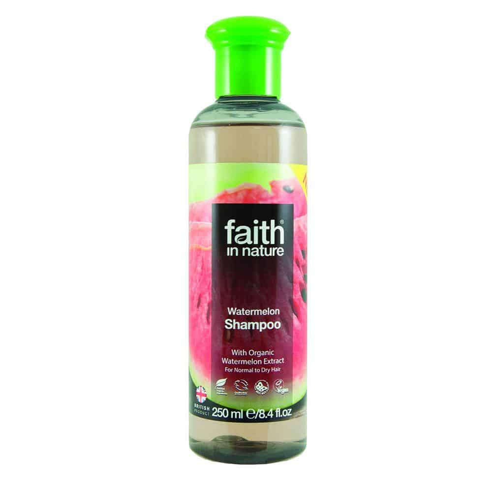 faith in nature görögdinnye sampon 250ml