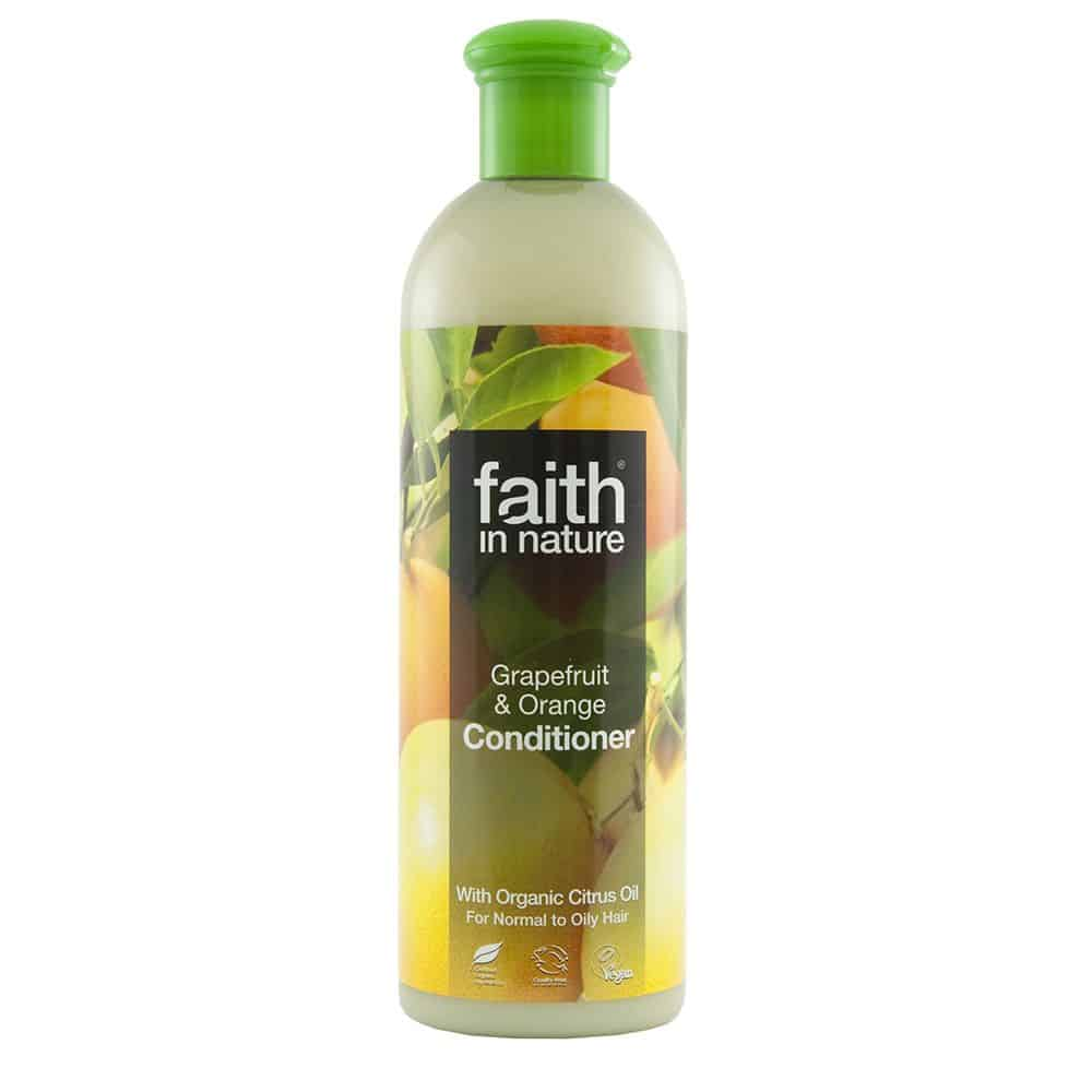 faith in nature grapefruit és narancs hajkondicionáló 250ml