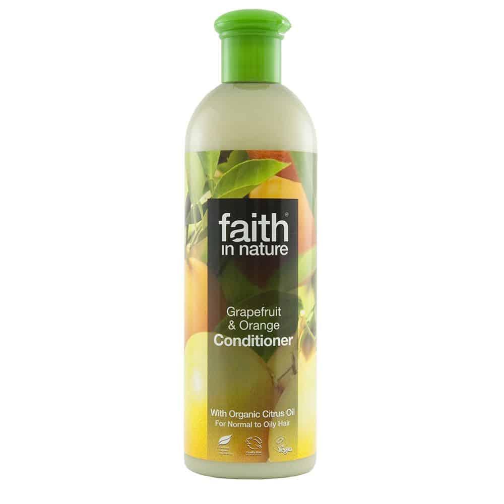 faith in nature grapefruit és narancs hajkondicionáló 250ml