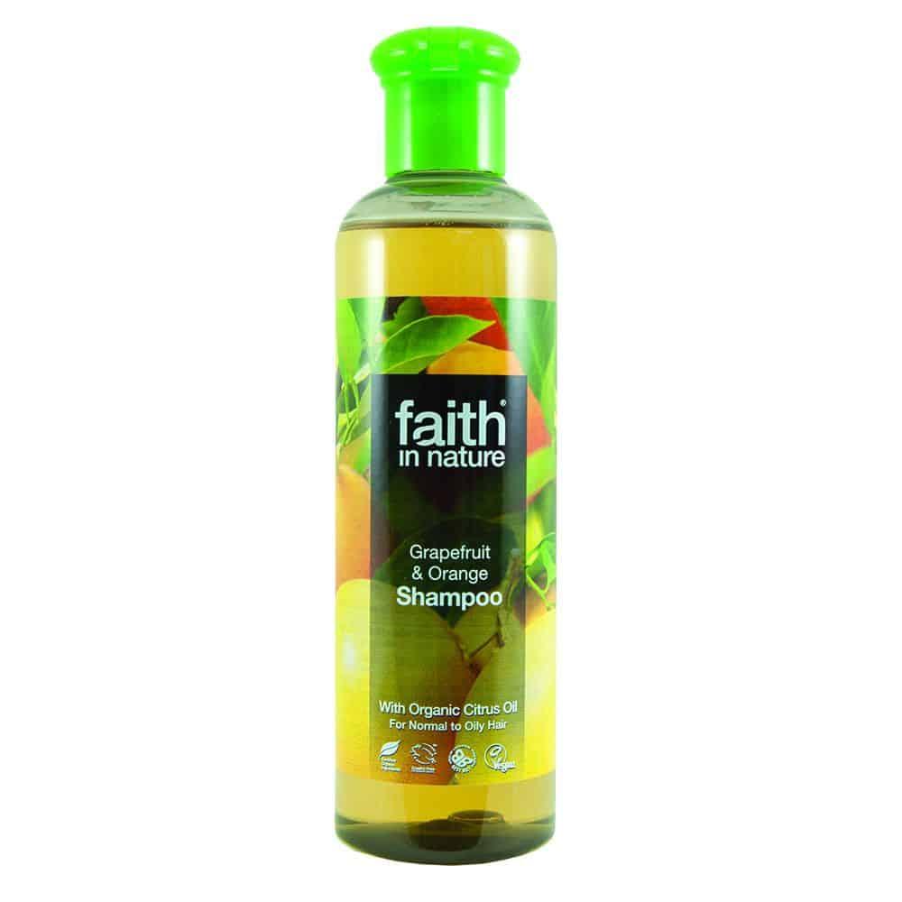 faith in nature grapefruit és narancs sampon 250ml