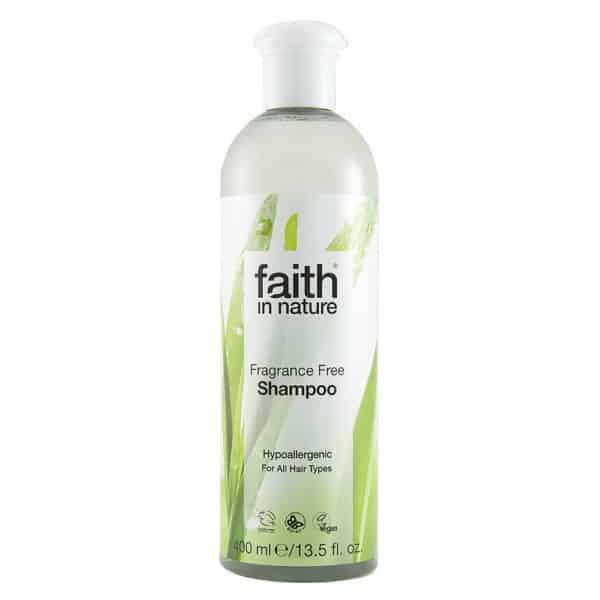faith in nature illatmentes sampon 400ml