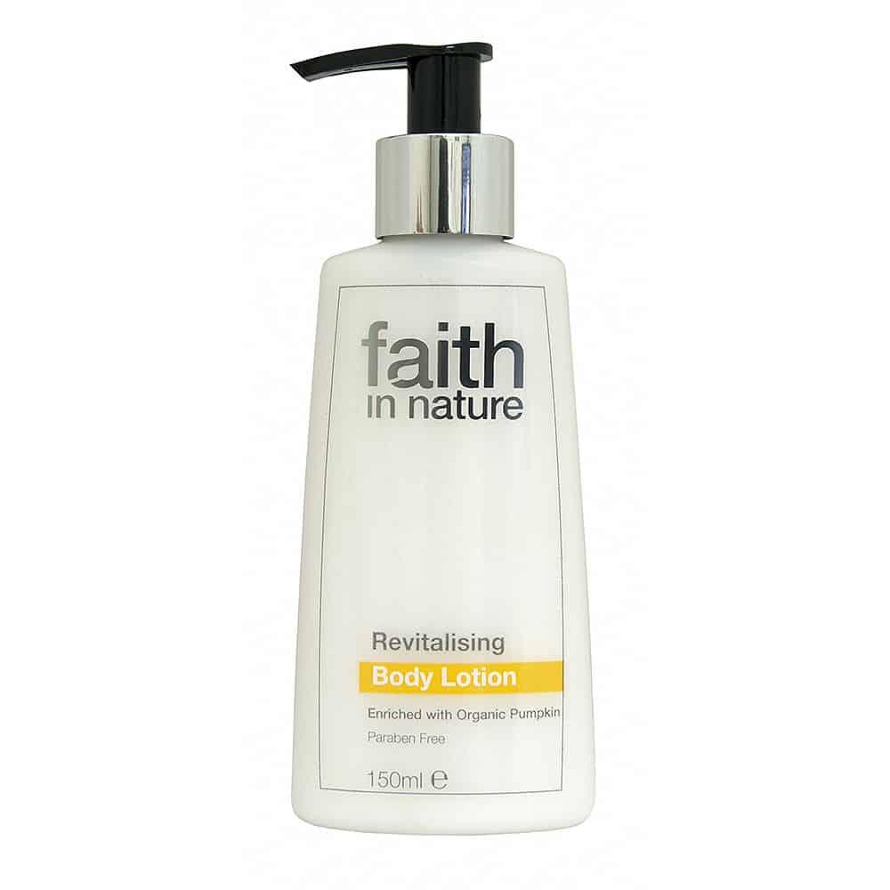 Faith in nature vitalizáló testápoló 150ml