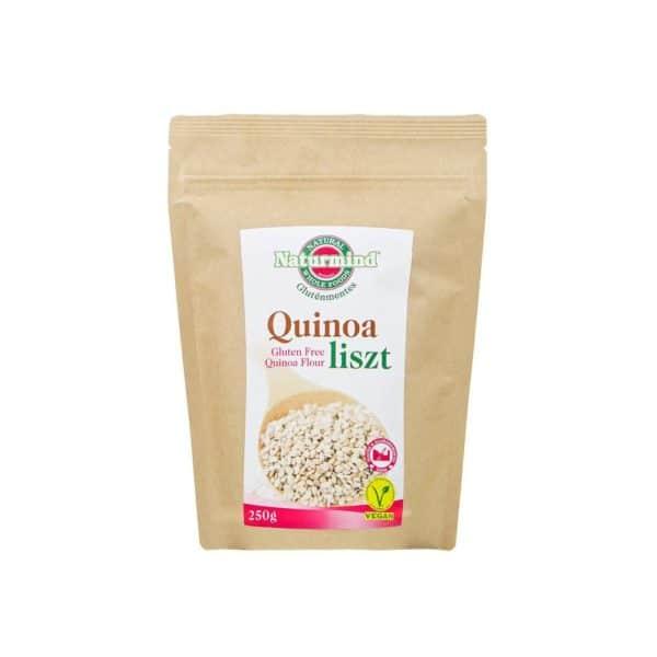 Naturmind quinoa liszt 250g