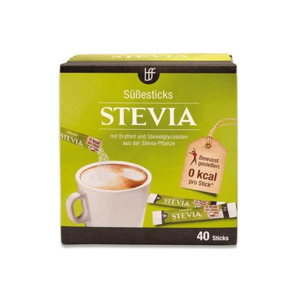 Borchers stevia rudacskák 40x2g
