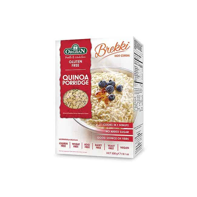 Orgran gluténmentes quinoa kása